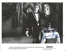 Tim Roth signed Tarantino' Four Rooms 8X10 Original Still Photo - Pulp Fiction