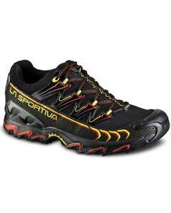 La Sportiva Ultra Raptor GTX Gore-tex Trail Running Shoes Man, Black/Yellow