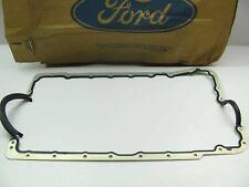 New Genuine OEM Ford F77Z-6710-AA (upper) Oil Pan Gasket - 4.0L 245 V6