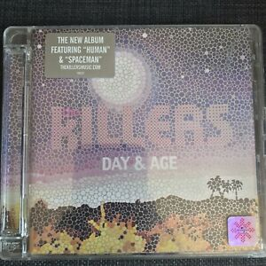 The Killers - Day & Age (CD, 2008)