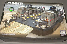 Call of Duty Hovercraft Mega Bloks Set 06859 Collector Series NEW