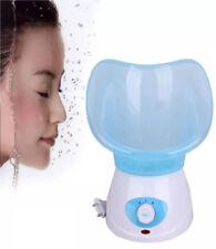 Limpiador facial profunda vapor vaporizador para cara sauna rociador agua red