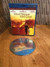 What Dreams May Come (Robin Williams) Blu-Ray