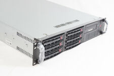 SUPERMICRO 12 CORE 2U 2.5-3.0GHz/48GB INTEL XEON E5-2430 V2 6027B-TLF SERVER