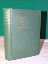Charles Reign Scoville The Man and His Message H. H. Peters Signed Scoville 1924