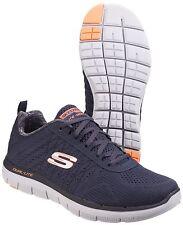Skechers Ltd Flex Advantage 2 Mens Training Shoes Sports SNEAKERS Trainers Navy Uk10