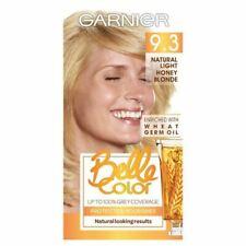 Garn/Bel/Clr 9.3 Natural Light Honey Blonde Permanent Hair Dye