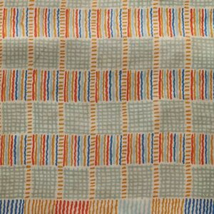 Vintage Liberty silk scarf in the style of Sonia Delaunay