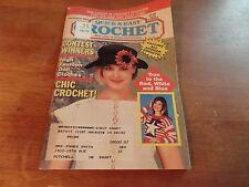 July/August 1992 Quick & Easy Crochet Magazine #2022