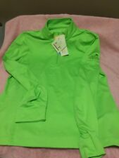 EP TECH TOUR  WOMENS GOLF PULLOVER-SIZE M--BELTERRA CLUB-MSRP $70-FREE SHIP--NEW