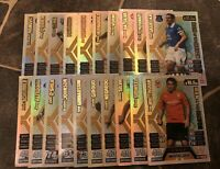 MATCH ATTAX 2013/14 SET OF 20 MAN OF THE MATCH CARDS GREAT CONDITION