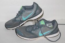 Nike In Season Training Shoes, #653543-402, Graphite/Clearwater, Womens US 8.5