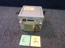 MILITARY SURPLUS SHIPBOARD ACADA NAVY SHIP POWER SUPPLY BOX CASE 7343940 USED