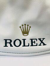 Rolex Colombo Casatenovo Circolo Golf Villa D'este Leather Driver Golf Headcover