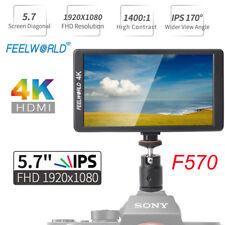 "Feelworld 5.7"" IPS On-camera Field Monitor HDMI for DJI ZHIYUN Gimbal Stabilizer"