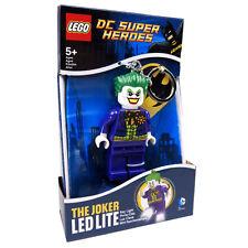 LEGO Super Heroes DC Comics The Joker LED Key Light Key Chain Brand NEW