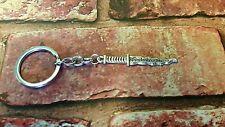 Once Upon A Time TV Show Rumpelstiltskin Dagger Sword Metal Keyring