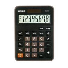 Genuine Casio MX-8B Value Series Mini Desk Type Calculator For Office, Home