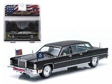 1972 Lincoln Continental Ronald Reagan Presidential Limousine 1:43 Scale 86110C