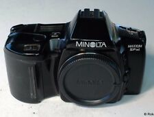 Minolta Maxxum Spxi Cámara SLR Solo Carcasa Sp-Xi