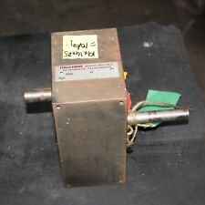 ITALCAMME ITC 65.3.270 VF44 GEAR DRIVE GEARBOX WORMDRIVE CAMBOX
