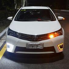 LED Daytime Tube Day Fog Light DRL Run lamp For Toyota Corolla 2014-15 2X