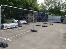 Temporary fencing anti climb mesh site security panels
