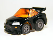 TAKARA TOMY Choro Q Nissan SKYLINE GT-R(R34) Black, Pullback Miniature car