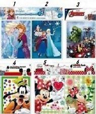 Livre de coloriage + 50 stickers, Enfant : Frozen , Minnie , Pluto , Avengers