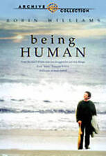 BEING HUMAN NEW DVD
