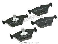 For BMW E36 M3 1995-1999 Front /& Rear Disc Brake Pad Sets Jurid w// Sensors Bowa