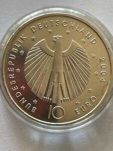 10 Euro Silbermünze FIFA Fußball-Weltmeisterschaft Deutschland 2006