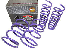 D2 Racing Lowering Springs 08-15 Mitsubishi Lancer DE ES GTS