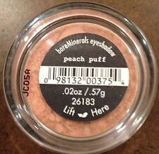 """bareMinerals Eyecolor """"Peach Puff"""" .57g New/Sealed"""