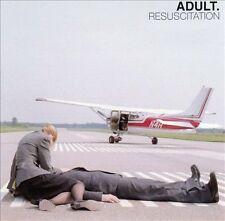 Adult.- Resuscitation (CD, 2001, Ersatz Audio)