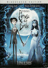 Tim Burton's Corpse Bride - DVD Viewed Only Once Mint