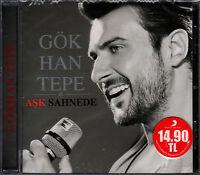 GOKHAN TEPE - Gokhan Tepe & Ask Sahnede - CD - Turkish Pop - 2011