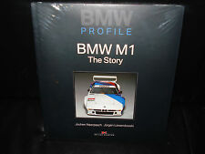 BMW PROFILE BMW M1 THE STORY English Edition Hardcover NEU UND ORIGINALVERPACKT