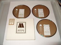 Motown Gold [2001 UK] (2001) 3 cd DIGIPAK  cds are Excellent condition