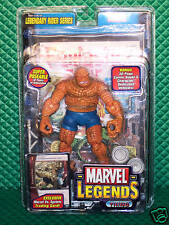 MARVEL LEGENDS 11 LEGENDARY RIDERS THING 1ST APPEARANCE