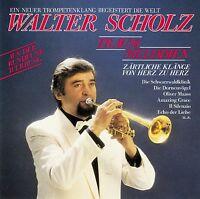 WALTER SCHOLZ : TRAUMMELODIEN / CD (INTERCORD INT 865.215) - TOP-ZUSTAND