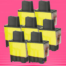 7P LC41Y INK CARTRIDGE FOR BROTHER MFC 3240C 5440CN