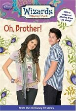 Wizards of Waverly Place #7: Oh, Brother!