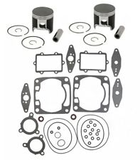 2006 Arctic Cat Crossfire 600 Sno Pro SPI Pistons Top End Gasket Kit Stock Bore