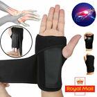 Wrist Hand Brace Support Carpal Tunnel Splint Arthritis Sprain Stabilizer Straps