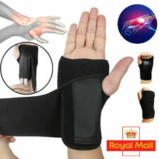 Wrist Hand Brace Support Carpal Tunnel Splint Arthritis Sprain Stabilizer Straps