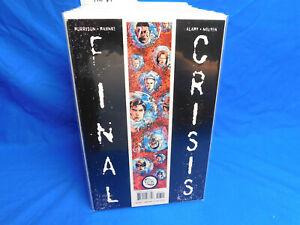 DC Comics Final Crisis #7 1st Appearance Of Calvin Ellis Black Superman FN/VF