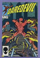 Daredevil #213 1984 Denny O'Neil David Mazzuchelli Marvel