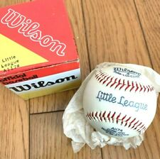 NEW Vintage WILSON A1174 Official Little League Baseball SHIPS FREE