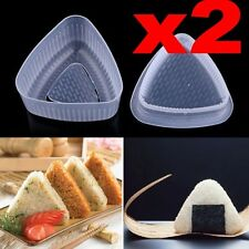 Japanese Triangle Form Onigiri Sushi Rice Ball Bento Press DIY Maker Mold Mould